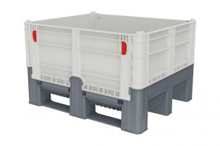 DFLC Foldable box pallet  מכל מתקפל