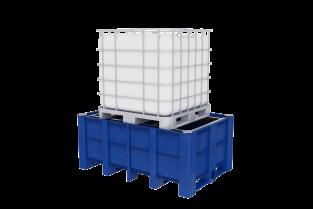 Spill Containment - IBC main  מאצרה ל-IBC