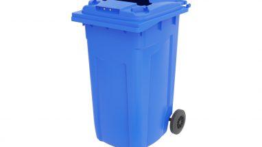 Waste Bins  עגלות אשפה 240