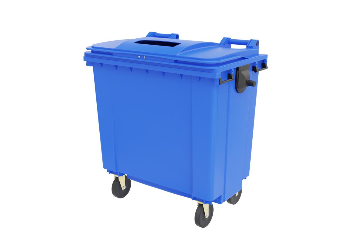 Waste Bins עגלות אשפה 770