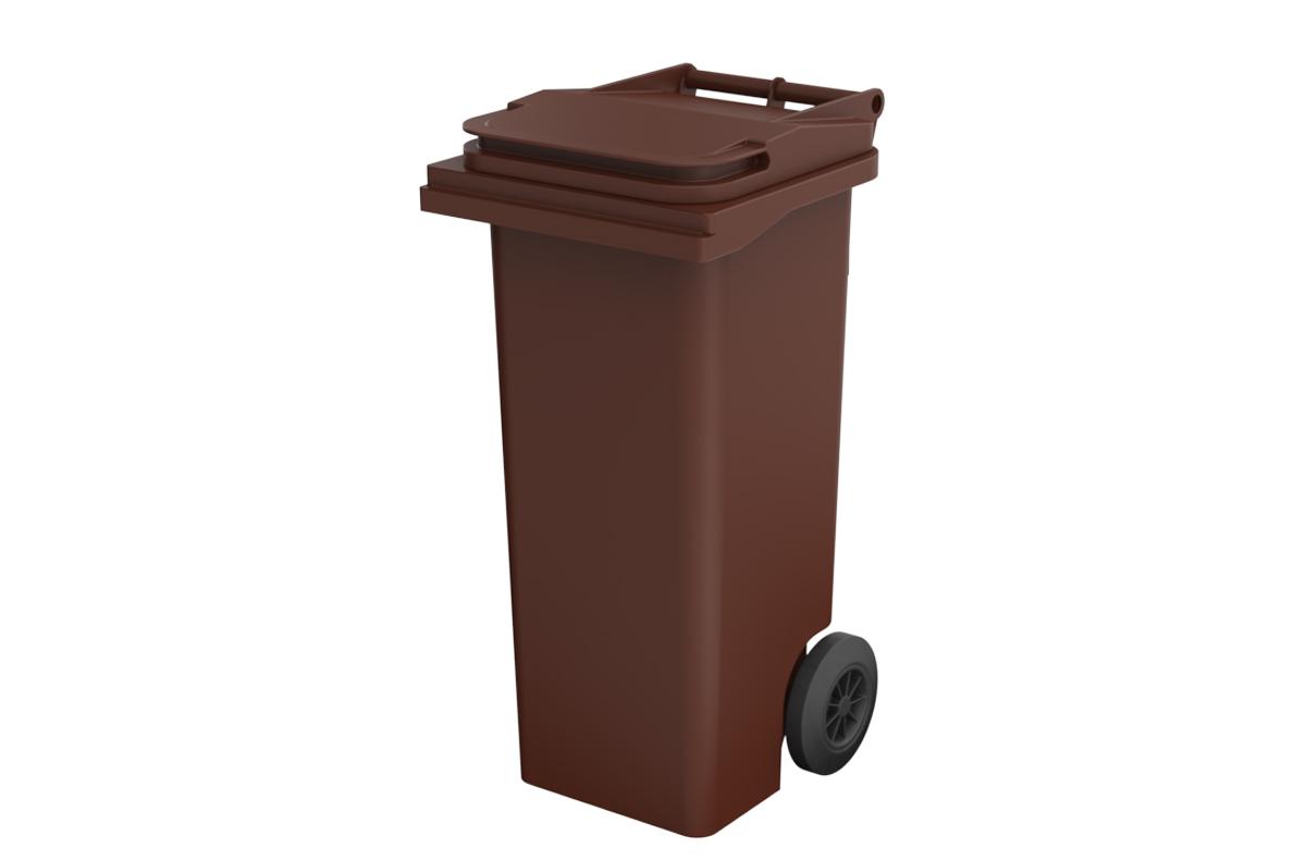 Waste Bins עגלות אשפה 80