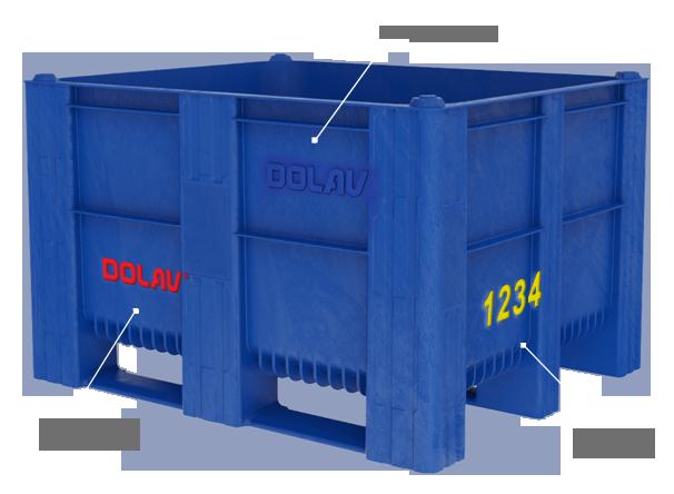Customized Plastic Storage Solutions Dolav  דולב בהתאמה אישית